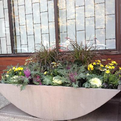 Autumn Planter Image